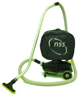 "Picture of item 520-808 a Model M-1 ""Pig"" Portable Vacuum with Kit."