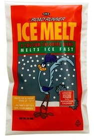 Picture of item 625-202 a Roadrunner Ice Melt. 20 lb bag.