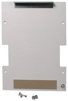 GP enMotion® Plastic Hanging Bracket for enMotion Classic Cormatic automated and goRag Dispensers. 10 X 0.187 X 14.5 in. Grey.