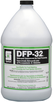 Picture of item 601-111 a DFP-32.  General Purpose Food Processing Cleaner.  1 Gallon.