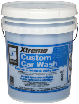 Picture of item 645-106 a Xtreme Custom Car Wash®.  Use in Hand or Automatic Car Washing Systems.  5 Gallon Pail.