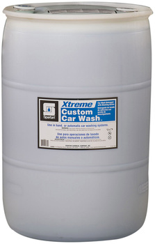 Picture of item 645-105 a Xtreme Custom Car Wash®.  Use in Hand or Automatic Car Washing Systems.  55 Gallon Drum.