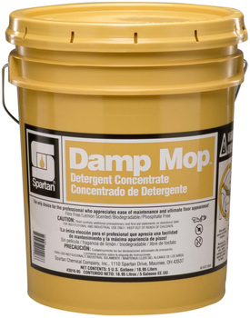 Picture of item 601-113 a Damp Mop.  No Rinse Floor Cleaner.  5 Gallon Pail.