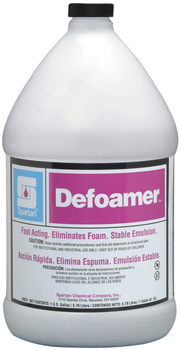 Picture of item 650-102 a Defoamer.  Eliminates Foam in Recovery Tanks.  1 Gallon.