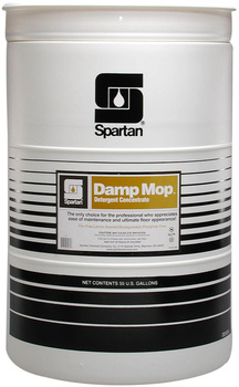Picture of item 604-121 a Damp Mop.  No Rinse Floor Cleaner.  55 Gallon Drum.