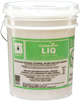 Picture of item 615-103 a Consume® LIQ.  Liquid Wastewater Treatment.  5 Gallons.