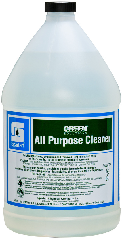 Baumann Paper Green Solutions All Purpose Cleaner 1 Gallon