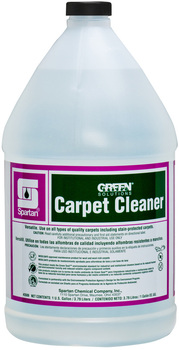 Green Solutions® Extraction Carpet Cleaner.  1 Gallon.