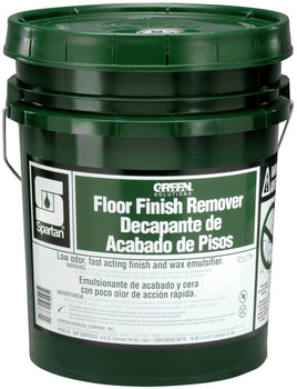 Green Solutions® Floor Finish Remover.  5 Gallon Pail.
