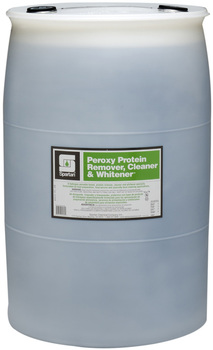 Picture of item 601-154 a Peroxy Protein Remover, Cleaner & Whitener.  55 Gallon Drum.