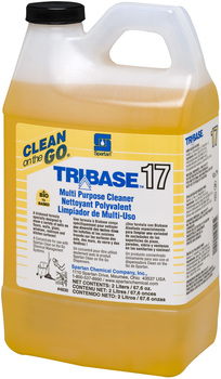 TriBase Multi Purpose Cleaner 17.  2 Liters.