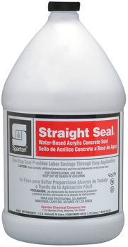 Picture of item 681-113 a Straight Seal®.  Water-Based Acrylic Concrete Seal.  1 Gallon.
