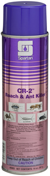 Picture of item 630-201 a CR-2 Roach & Ant Killer.  20 oz. Can, Net 14 oz.