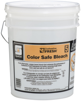 Picture of item 620-612 a Clothesline Fresh™ #5 Color Safe Bleach.  5 Gallons.