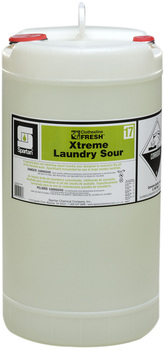 Picture of item 620-634 a Clothesline Fresh™ #17 Xtreme Laundry Sour. 15 Gallons.