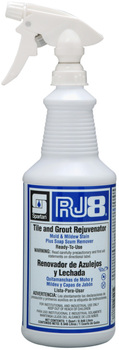 Picture of item 601-133 a RJ8®.  Tile & Grout Rejuvenator.  1 Quart.  12 Quarts/Case.