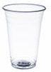 Picture of item 101-719 a Reveal® Polypropylene Plastic Cold Cups. 20 oz. Clear. 600 count.