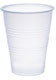 Picture of item 101-705 a Cup. Plastic, 9 oz. Translucent Color.  2,500 Cups/Case.