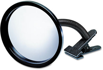 "Picture of item SEE-ICU10 a See All® Portable Convex Mirror,  10"" dia."