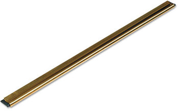 "Picture of item UNG-GC25 a Unger® Golden Clip® Window Brass Channel,  10"", Straight"