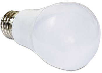 Verbatim® LED A19 Warm White Non-Dimmable Bulb,  485 Im, 7 W, 120 V