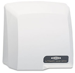 Picture of item BOB-710 a Bobrick CompacDryer™ Hand Dryer,  115V, Gray