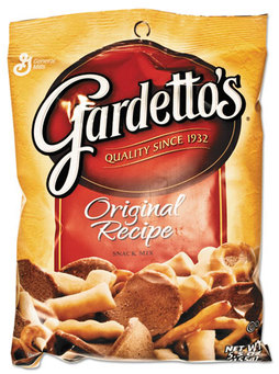Picture of item AVT-SN43037 a General Mills Gardetto's® Original Recipe,  Original Flavor, 5.5oz Bag, 7/Box
