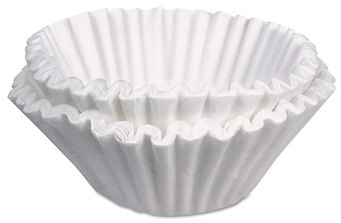 Picture of item BUN-10GAL23X9 a BUNN® Commercial Coffee Filters,  10 Gallon Urn Style, 250/Pack