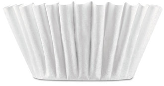 Picture of item BUN-BCF100B a BUNN® Coffee Brewer Filters,  8/10-Cup Size, 100/Pack