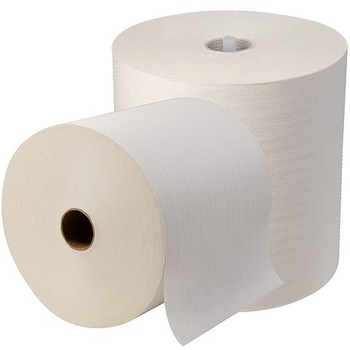 GP SofPull® Hardwound Roll Paper Towels. 7.87 in X 1000 ft. White. 6 rolls.
