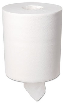 Picture of item 874-402 a GP SofPull® Premium 1-Ply Regular Capacity Centerpull Paper Towels. 7.8 X 15 in. White. 1920 sheets.