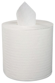 "Boardwalk® Center-Pull Roll Towels,  2-Ply, 8.9""W, 600/Roll, 6/Carton"