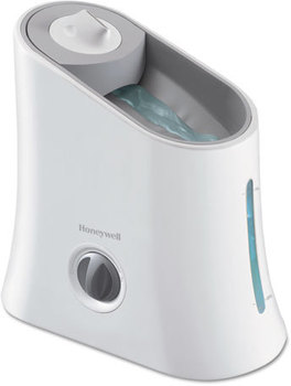 Honeywell Easy-Care Top Fill Filter Free Humidifier, White,13 7/10w x 6 1/2d x 13 2/5h