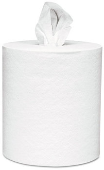 Picture of item 874-419 a SCOTT® Center-Pull Towels. 8 X 15 in. White. 1500 sheets.
