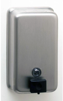 Picture of item 968-828 a ClassicSeries® Surface-Mounted Soap Dispenser.  40 oz. Capacity.