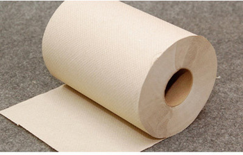 Picture of item 875-908 a Response™ Hardwound Roll Towels. 8 in X 350 ft. Natural color. 12 rolls.