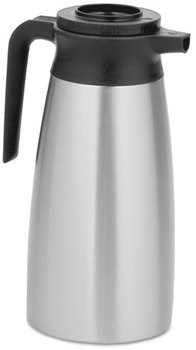 BUNN® Thermal Vacuum Pitcher,  Stainless Steel