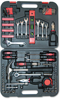 Great Neck® 119-Piece Tool Set,