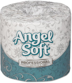 Georgia Pacific® Professional Angel Soft ps® Premium Bathroom Tissue,  450 Sheets/Roll, 80 Rolls/Carton.