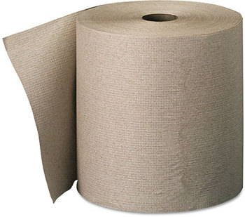 Picture of item 875-107 a GP Envision® High Capacity Roll Paper Towels.  7.87 in X 800 ft. Brown. 6 rolls.