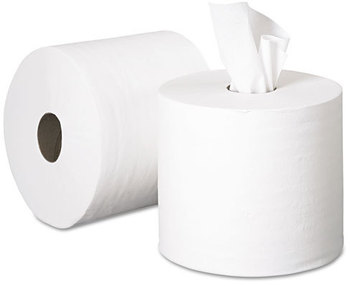 Picture of item 874-409 a GP SofPull® Premium High Capacity Centerpull Paper Towels. 7.8 X 15 in. White. 2240 sheets.