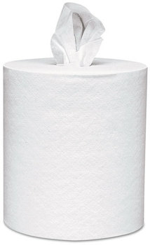 Picture of item 874-420 a SCOTT® Roll Control Center-Pull Towels. 8 X 12 in. White. 4200 sheets.