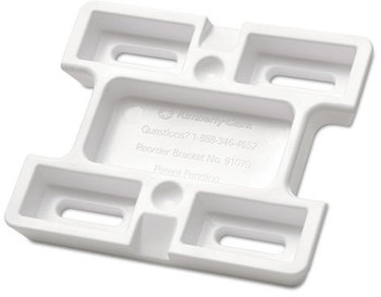 Kimberly-Clark Professional* Mounting Bracket for Skin Cleanser System,  White