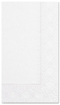 Hoffmaster® Regal 2-Ply Dinner Napkins. 15 X 17 in. White. 1000 count.