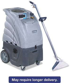 Mercury Floor Machines PRO-12 12-Gallon Carpet Extractor,  12gal Tank