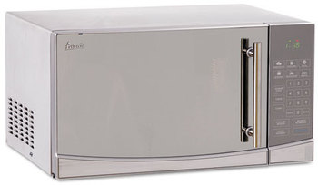 Avanti 1.1 Cubic Foot Capacity Stainless Steel Microwave Oven,  1000 Watts