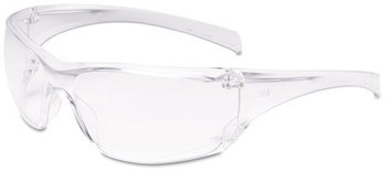 Picture of item MMM-118180000020 a 3M Virtua™ AP Protective Eyewear,  Clear Frame and Anti-Fog Lens, 20/Carton