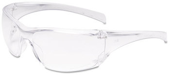 Picture of item MMM-118190000020 a 3M Virtua™ AP Protective Eyewear,  Clear Frame and Lens, 20/Carton