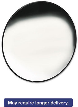"Picture of item SEE-N36 a See All® 160° Convex Security Mirror,  36"" dia."