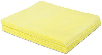 Boardwalk® Dust Cloths,  18 x 24, Yellow, 500/Carton